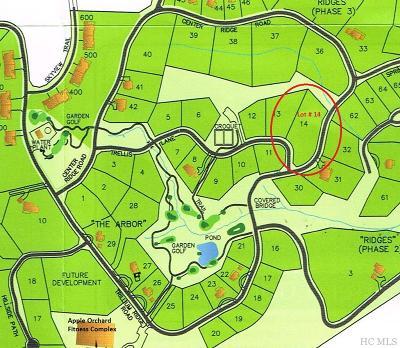 Wildcat Cliffs Cc, Trillium High, Trillium Links, Trillium Place, Highlands Cc, Highlands Falls Cc, Wade Hampton, Cullasaja Club, Mountaintop Golf Residential Lots & Land For Sale: Lot 14 Trellis Lane