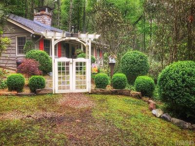 Highlands Single Family Home For Sale: 53 Dog Mountain Road