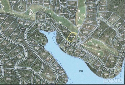 Lake Toxaway Residential Lots & Land For Sale: 071 West Shore Drive