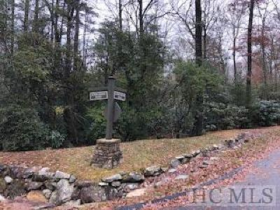Cashiers Residential Lots & Land For Sale: Tbd Knob Creek Road