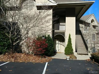 Highlands Condo/Townhouse For Sale: 46a Sanctuary Drive #A