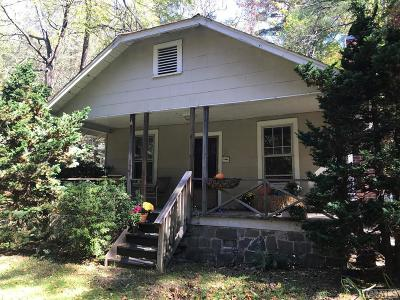 Sapphire Single Family Home For Sale: 19010 Rosman Hwy