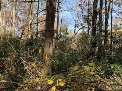 Wildcat Cliffs Cc, Trillium High, Trillium Links, Trillium Place, Highlands Cc, Highlands Falls Cc, Wade Hampton, Cullasaja Club, Mountaintop Golf Residential Lots & Land For Sale: Tr 3 Fenley Forest Trail