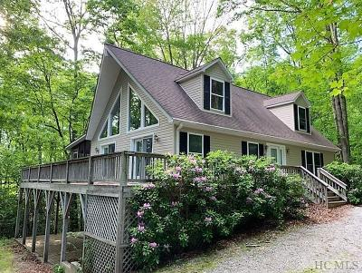 Sapphire Single Family Home For Sale: 486 Buckberry Drive South