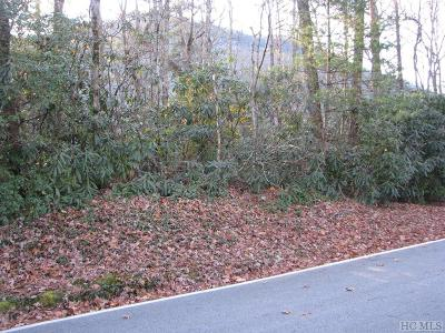 Lake Toxaway Residential Lots & Land For Sale: 3 Cardinal Drive