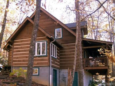 Lake Toxaway Single Family Home For Sale: 102 Gray Bank Road