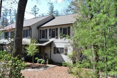 Sapphire Condo/Townhouse For Sale: 16a Hampton Glen Lane #A