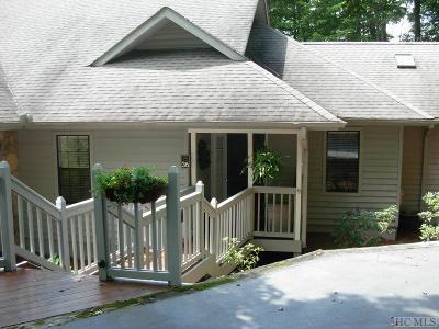 Sapphire Condo/Townhouse For Sale: 36 River Club Villas Drive #B
