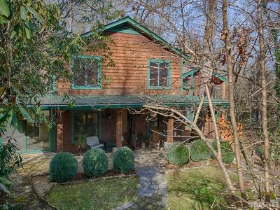 Single Family Home For Sale: 121 Holt Knob Road