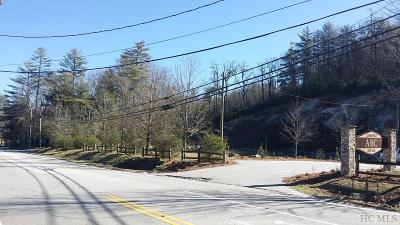 Cashiers Residential Lots & Land For Sale: 818 Us Hwy 64e