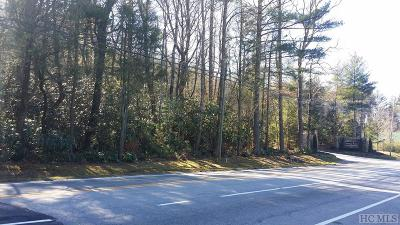 Cashiers Residential Lots & Land For Sale: Tbd Us Hwy 64e