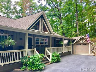 Sapphire Single Family Home For Sale: 145 Mayapple Drive