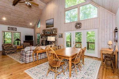 Sapphire Single Family Home For Sale: 6 Rock Ledge Road