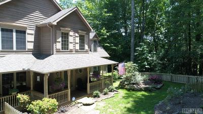 Lake Toxaway Single Family Home For Sale: 44 Old Mine Point