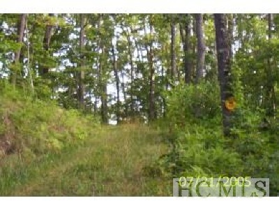 Scaly Mountain Residential Lots & Land For Sale: High Point View Road
