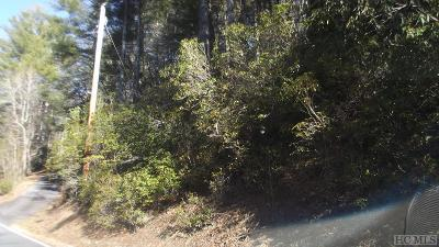 Scaly Mountain Residential Lots & Land For Sale: Lick Log Rd