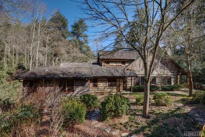 Highlands Single Family Home For Sale: 267 Riverwalk Drive