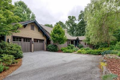 Highlands Cove Single Family Home For Sale: 81 Creekwood Court