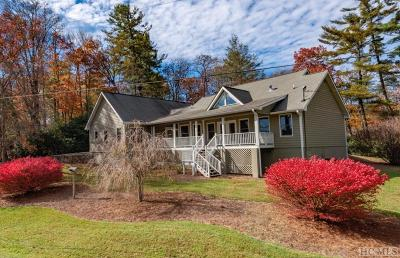Highlands Single Family Home For Sale: 198 Klein Road