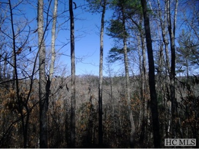 Cashiers Residential Lots & Land For Sale: Lot 103 Tanawha Drive