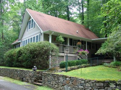 Lake Toxaway Single Family Home For Sale: 40 Toxaway Landing Drive