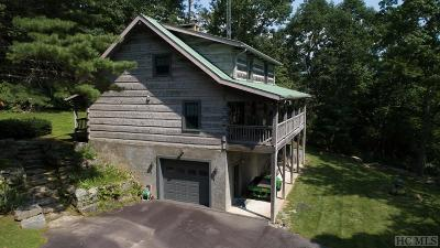 Cashiers Single Family Home For Sale: 471 Flatwood Branch Trail