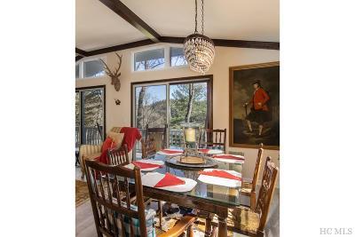 Wildcat Cliffs Cc, Trillium High, Trillium Links, Trillium Place, Highlands Falls Cc, Wade Hampton, Cullasaja Club, Mountaintop Golf Single Family Home For Sale: 138 Sassafras Court