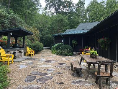 Lake Toxaway Single Family Home For Sale: 233 Cardinal Trace