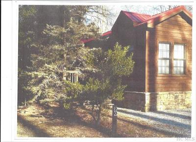 Highlands Single Family Home For Sale: 24 Chestnut Walk