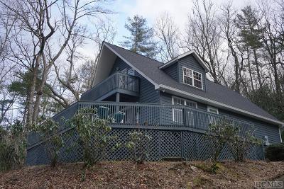 Highlands Single Family Home For Sale: 500 Walkingstick Road