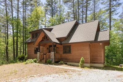 Sapphire Single Family Home For Sale: 92 Logan Creek Trail