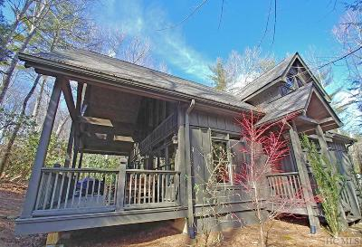 Lake Toxaway Single Family Home For Sale: 633 Seminole Way
