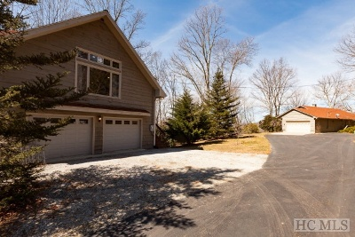 Highlands Single Family Home For Sale: 511 Panther Mountain Road