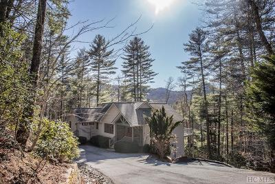 Sapphire Single Family Home For Sale: 699 Gold Creek Road