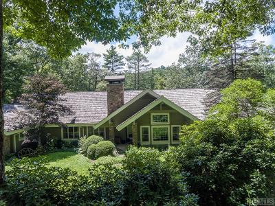Highlands Cc Single Family Home For Sale: 891 Cobb Road