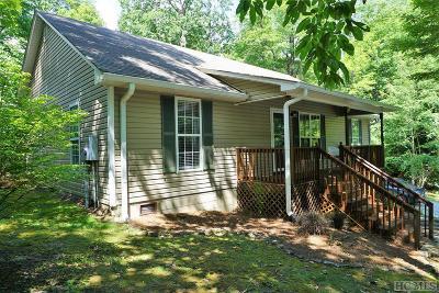 Sapphire Single Family Home For Sale: 285 Sunrise Ridge Court