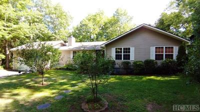 Sapphire Single Family Home For Sale: 98 Ivy Court