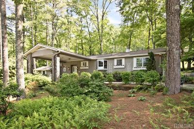 Highlands Falls Cc Single Family Home For Sale: 1063 Skylake Drive