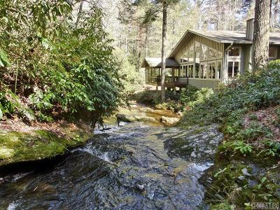 Sapphire Single Family Home For Sale: 152 Sunrise Ridge