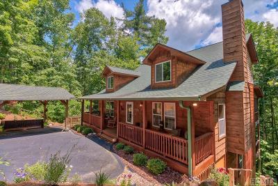 Sapphire Single Family Home For Sale: 34 Linn Court