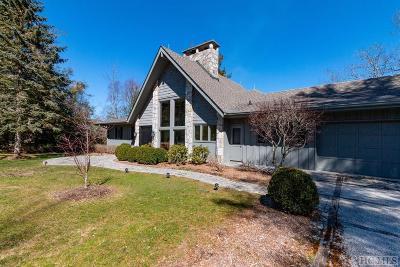 Wildcat Cliffs Cc Single Family Home For Sale: 170 Mountain Ash Lane