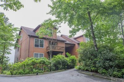 Lake Toxaway Condo/Townhouse For Sale: 135 Toxaway Views Drive #601