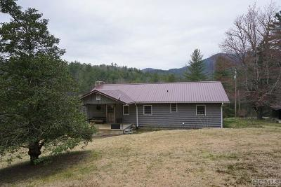 Highlands Single Family Home For Sale: 2864 Clear Creek Road