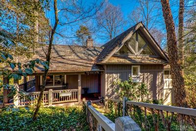 Sapphire Single Family Home For Sale: 911 Boiling Springs Road