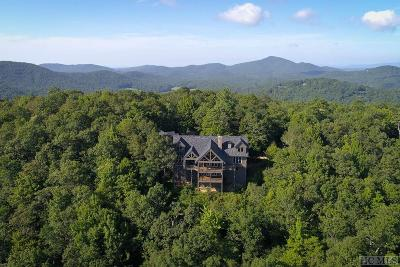 Sapphire Single Family Home For Sale: 1971 Nix Mountain Road