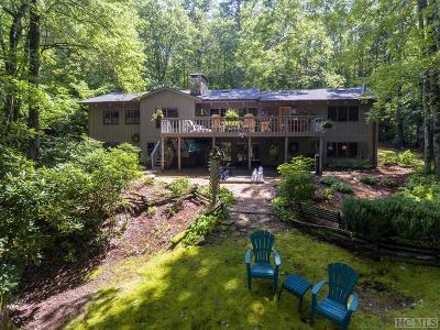 Highlands Single Family Home For Sale: 583 Painted Turtle Lane