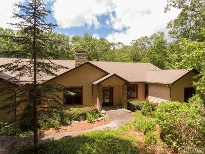 Highlands Single Family Home For Sale: 289 Apple Mountain Circle