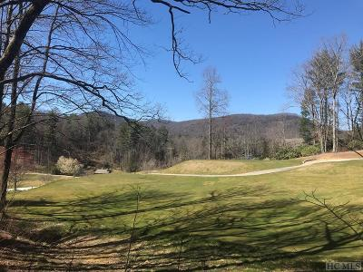 Lake Toxaway Residential Lots & Land For Sale: Lot 8 Cherokee Trace
