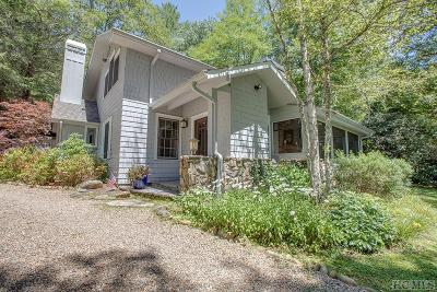 Highlands Single Family Home For Sale: 874 Foreman Road