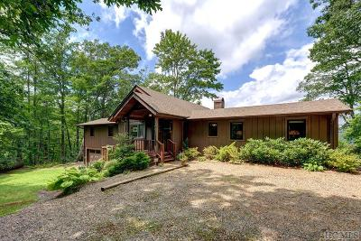 Highlands Single Family Home For Sale: 1305 Panther Mountain Road